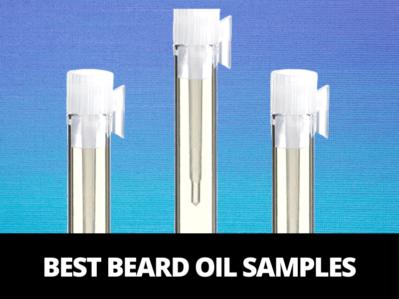 free beard oil samples