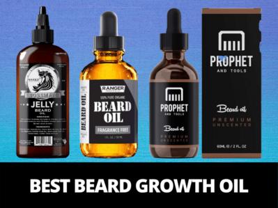 best beard growth oil
