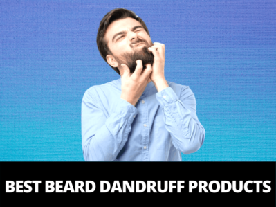 best beard dandruff products