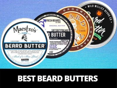 beard butter products