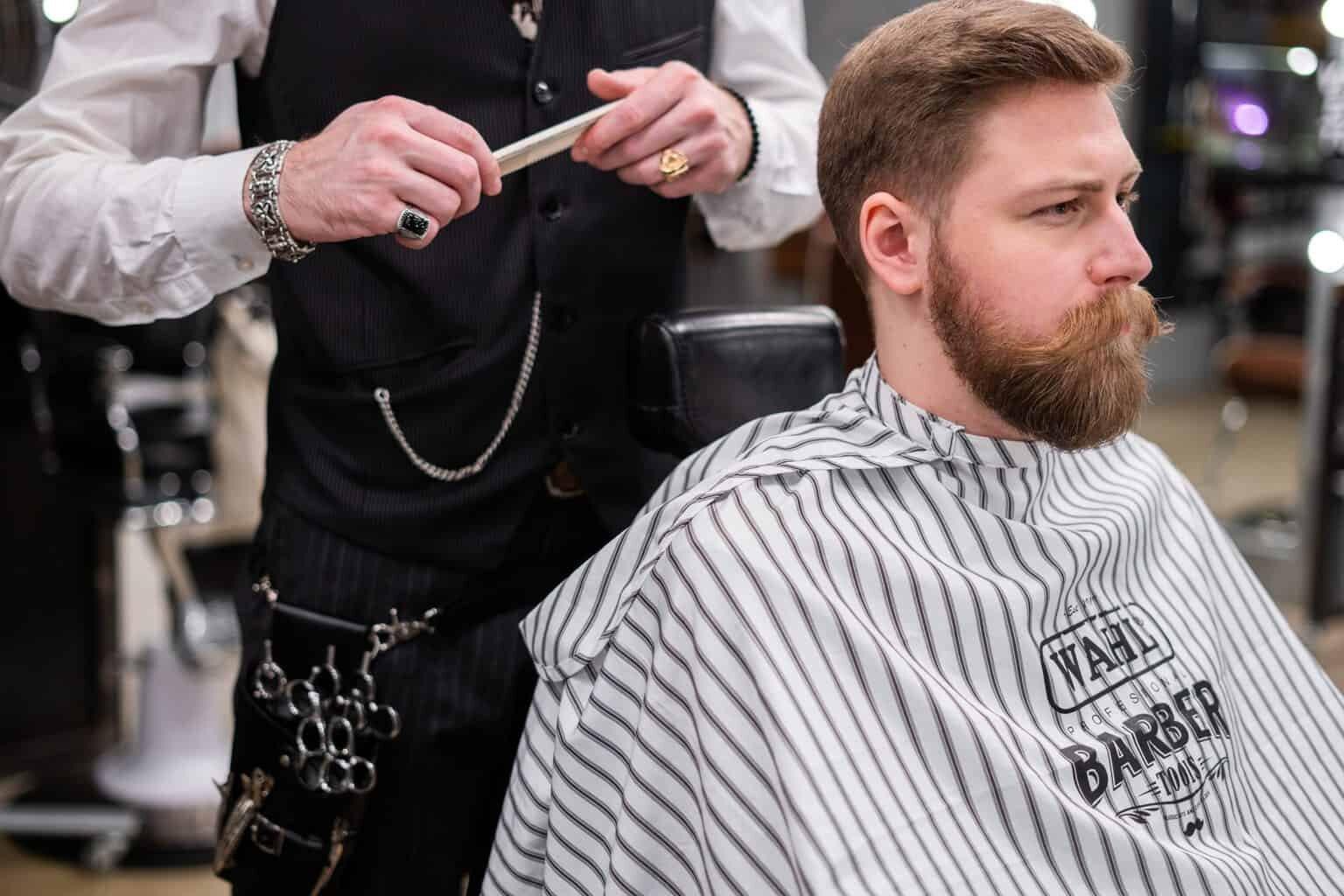 Beard Barber Shop