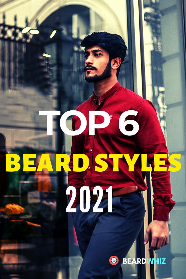 best beard styles 2021