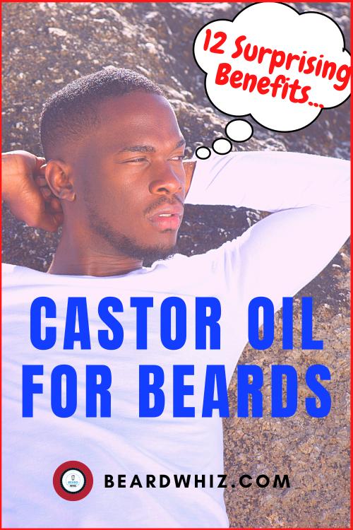 is castor oil good for beards