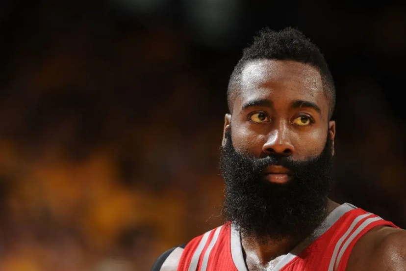 James Harden Beards