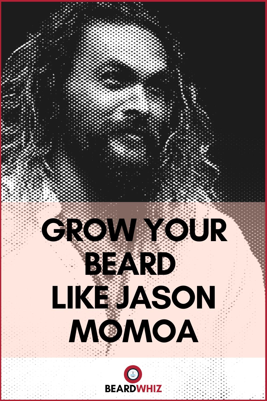 Jason Momoa Style Beard Style