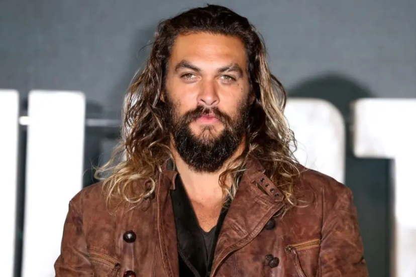 Jason Momoa Beard